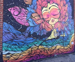 art, graffiti, and painting image