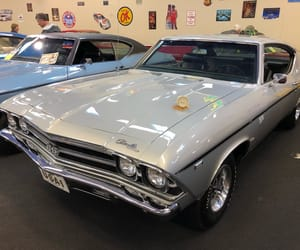 chevrolet, muscle cars, and chevy chevelle ss image