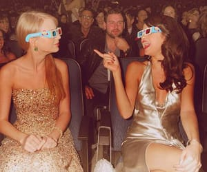 Taylor Swift, selena gomez, and friends image