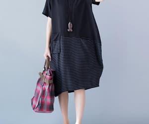 black dress, princess dress, and womens dress image