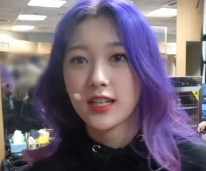 asian, odd eye circle, and girls image