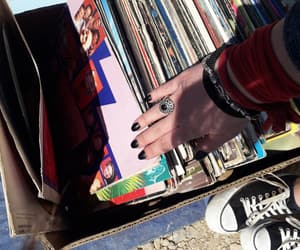 thrifting and vinyls image