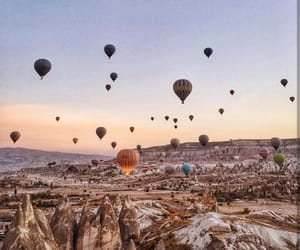 aesthetic, air, and balloons image