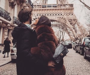 Relationship, paris, and romance image