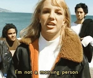 britney spears, morning, and britney image