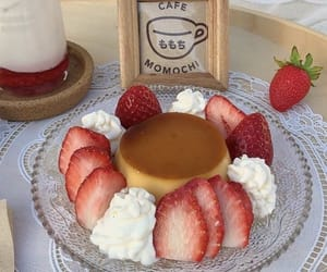 beauty, yummy, and cafe image