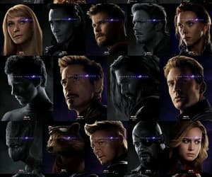 Avengers, chris evans, and elizabeth olsen image