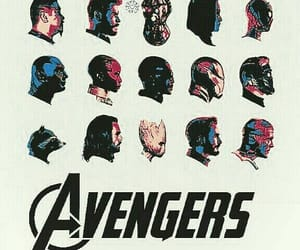 Avengers, black panther, and black widow image