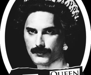 Queen, Freddie Mercury, and god save the queen image