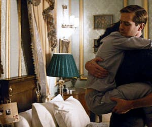 the man from uncle, gif, and armie hammer image