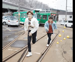 gif, korea, and jaehyun image