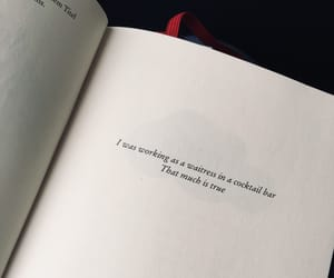 books, quote, and don't you want me baby image