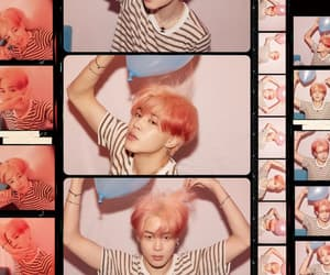 army, bts, and park jimin image
