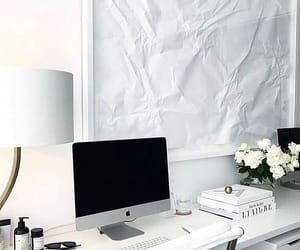 desk, inspiration, and photography image