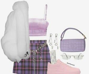 юбка, сумка, and куртка image