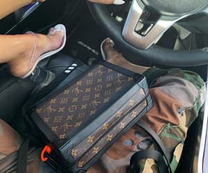 bag, fashion, and car image