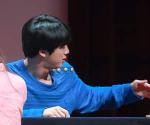 jin, bts, and seokjin image