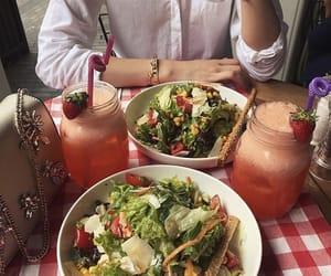 blogger, fashion, and food image