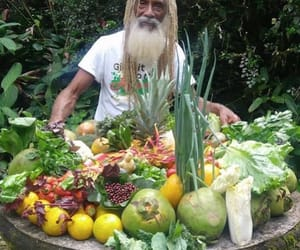 africa, food, and healthy image