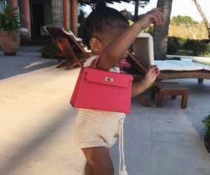 baby, kylie jenner, and stormi webster image