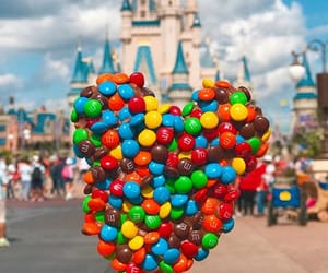 candy, disney, and mickey image