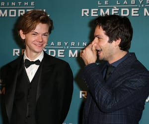 dylmas, thomas brodie-sangster, and dylan obrien image