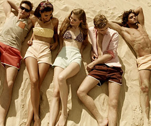 pull and bear image