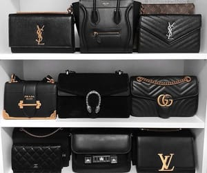 bags, fashion, and gucci image