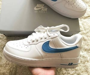 airforce, blue, and nike image