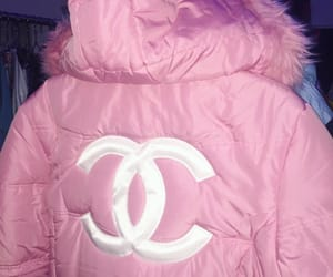 pink, chanel, and fashion image