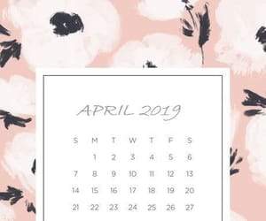 april, background, and colors image
