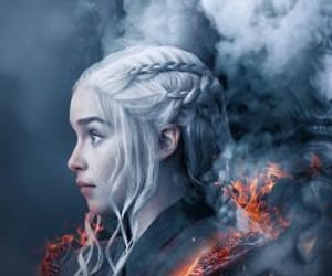 winter is here, game of thrones, and season 8 image
