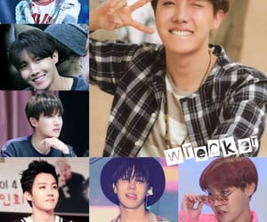 bts, jhope, and bias wrecker image