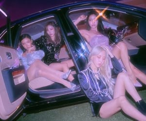 90s, car, and kpop image