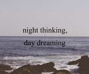 night, day, and quotes image
