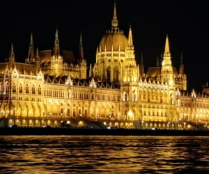 beautiful, beauty, and budapest image