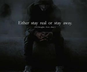 quotes, real, and loyalty image