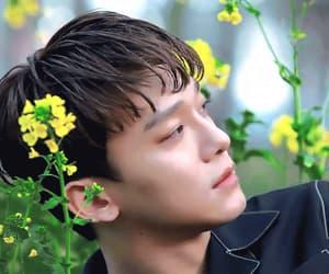 Chen, chanyeol, and exo image