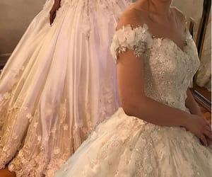 dress, wedding dresses, and dresses image