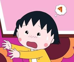 anime, pink, and cartoon image
