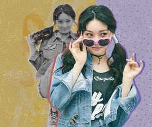 aesthetic, kpop, and edits image