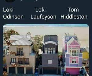 Marvel, loki laufeyson, and thorki image