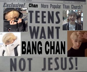 aesthetic, Chan, and stray kids image