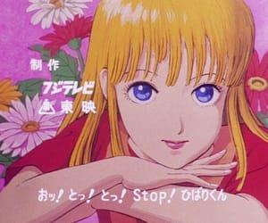 90s, anime, and japan image