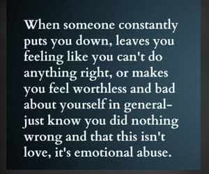 abuse, quotes, and sad image