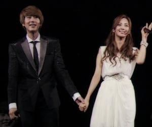 kyuhyun, seohyun, and super generation image