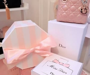 dior, luxury, and bag image