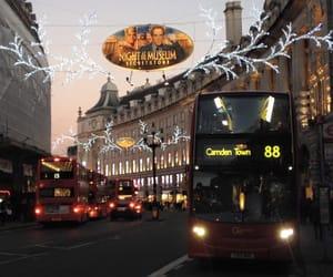 christmas, travel, and english image