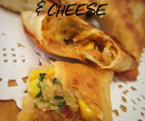 article, blogger, and food image