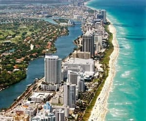 Miami, beach, and Miami Beach image